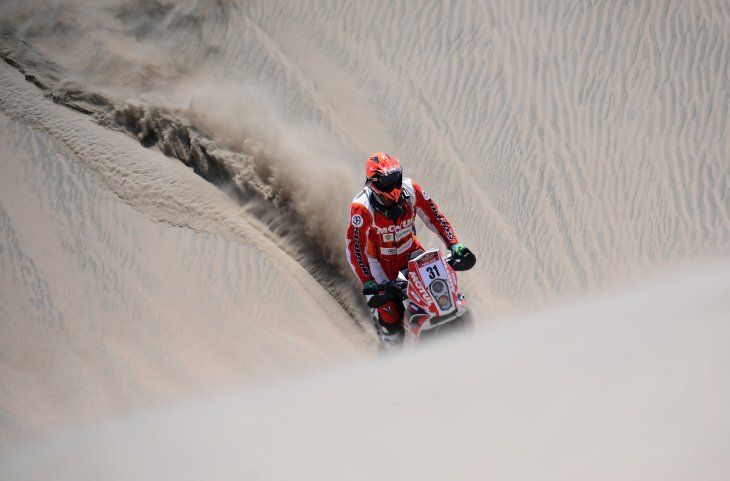 El Dakar se correráíntegramente en suelo peruano.