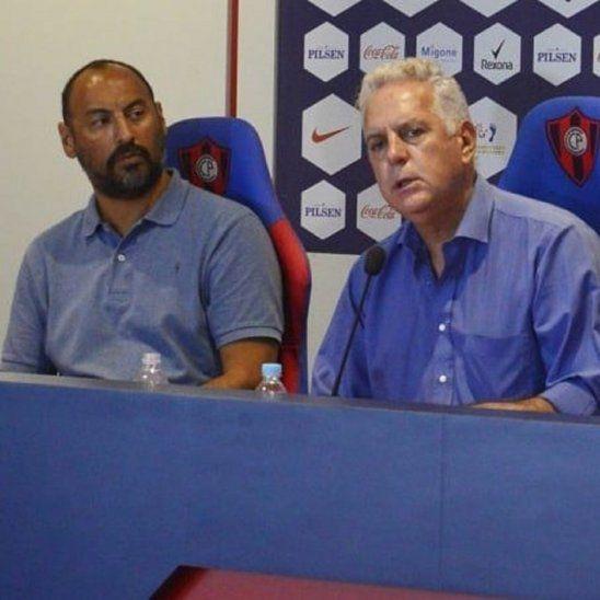 Daniel Enriquez no seguirá en Cerro Porteño.