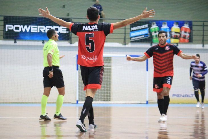 Afemec jugará el cuadrangular final de la Copa Paraguay de Futsal FIFA.