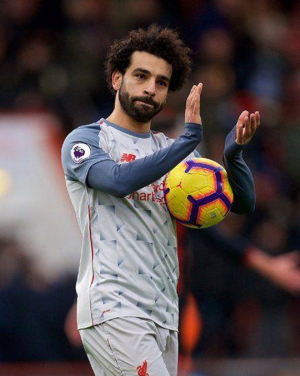 Mohamed Salah recuperó el instinto goleador.
