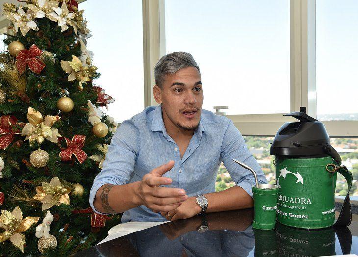 Entrevista con Gustavo Gómez
