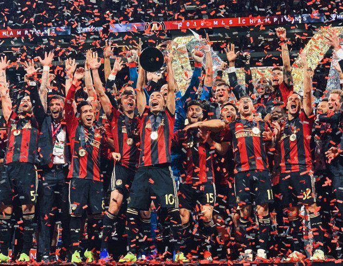 Almirón y Villalba son los campeones del 2018.