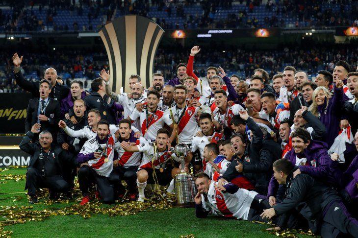 River Plate ya piensa en el Mundial de Clubes.