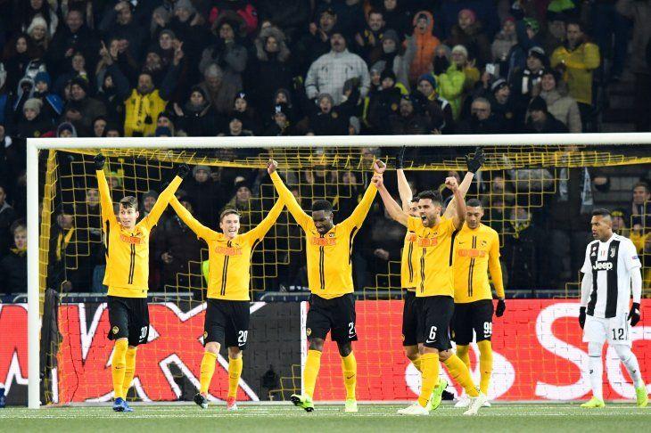 Juventus cayó de forma sorpresiva.