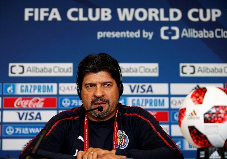 Cardozo habló en la previa al debut en el Mundial.