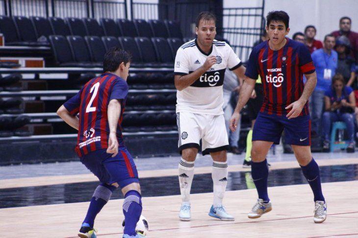 Olimpia y Cerro Porteño jugarán una finalísima para conocer al campeón de la Copa Paraguay de futsal.