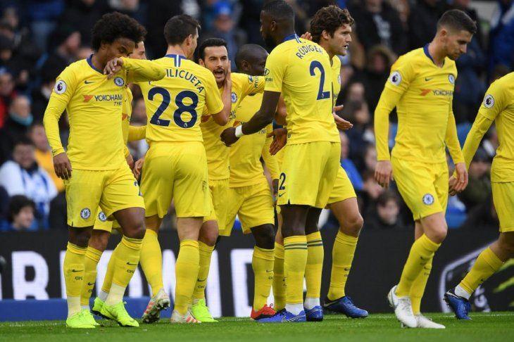 Chelsea y un nuevo triunfo en la Premier League.