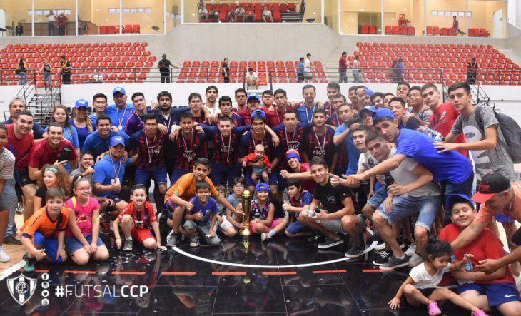 Cerro Porteño grita campeón de la primera edición de la Copa Paraguay.