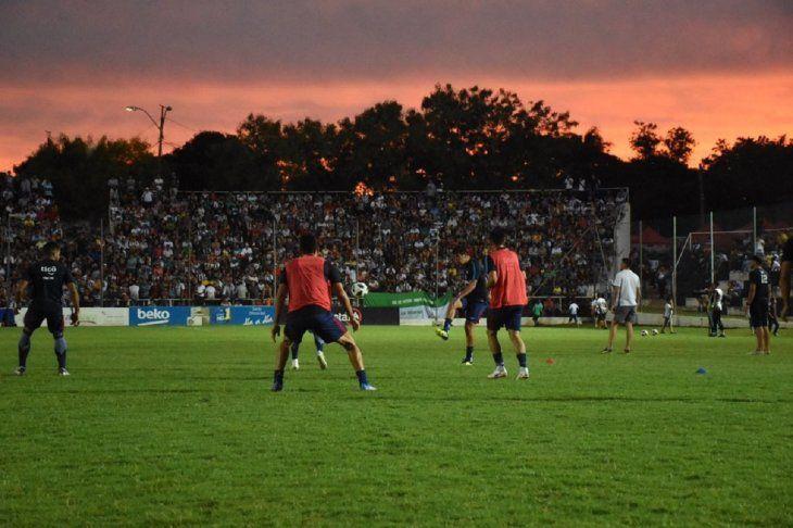 Los jugadores que regresan de sus préstamos en Cerro Porteño.
