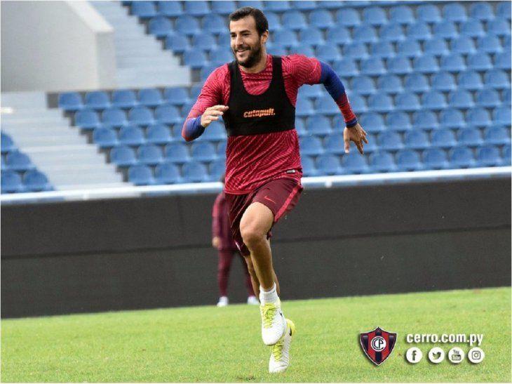 Raúl Cáceres jugará para el Vasco da Gama.