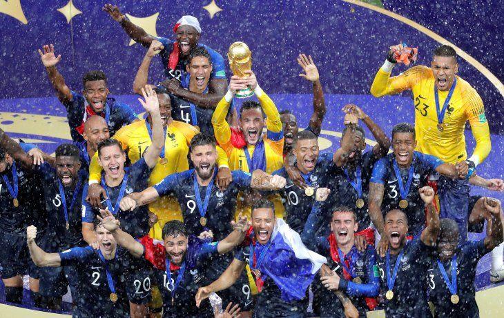 Más de la mitad de la población global vio por televisión el Mundial de Rusia.