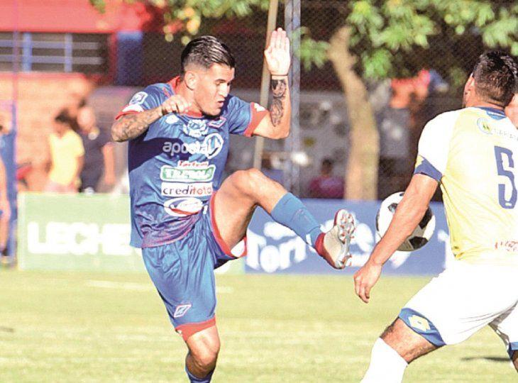 Viera jugó últimamente en el Independiente.
