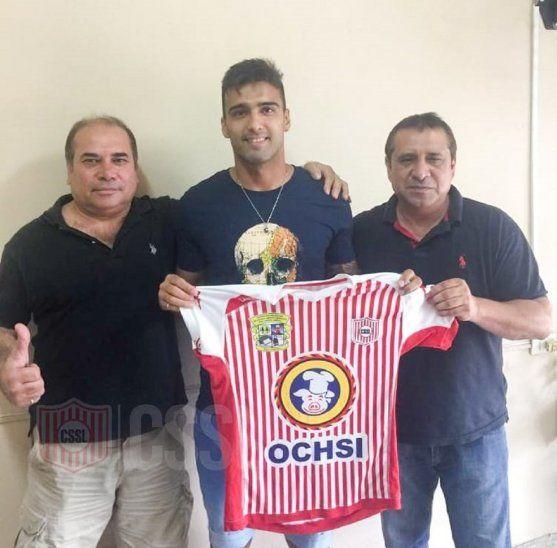 Adrián Fernández jugará en San Lorenzo en el 2019.