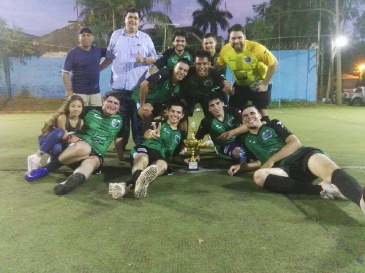 Fútbol a lo Grande