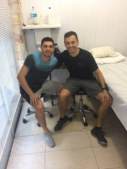 Guimaraes pasaría a trabajar en Olimpia.