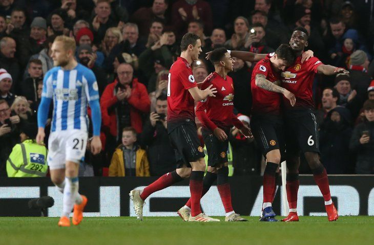 El Manchester United volvió a ganar.