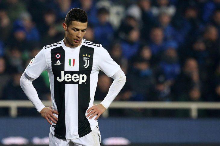Cristiano se expresó por lo ocurrido en el Inter-Napoli.