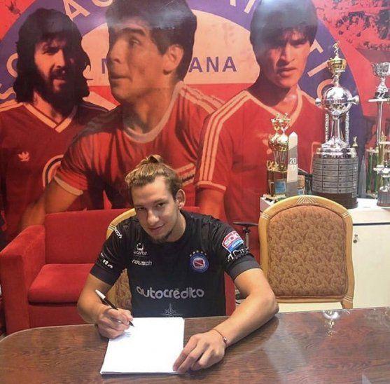 Borja estampó su firma hasta el 2023.