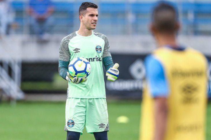 Marcelo Grohe jugará en el fútbol saudí.