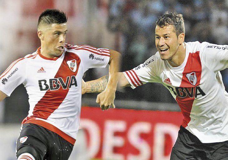 Moreira y Mora buscan continuidad.