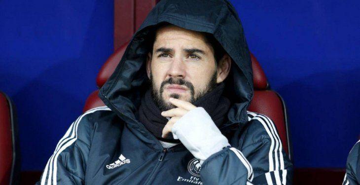 Isco desea seguir jugando en el Real Madrid.