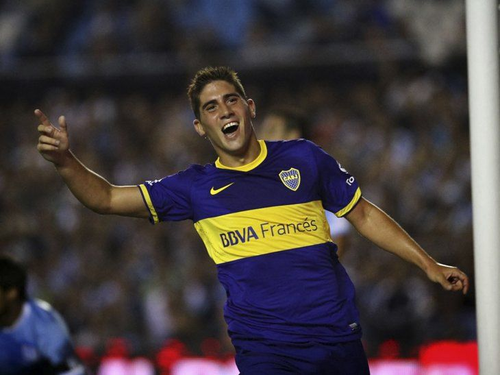Cristian Erbes jugará para Nacional la temporada 2019.