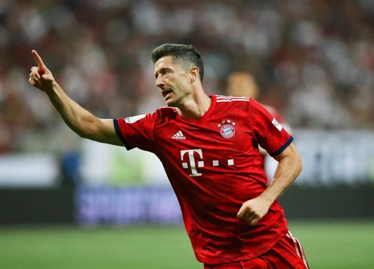 Robert Lewandowski cree que puede retirarse en el Bayern Múnich.