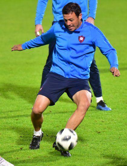 Adalberto Román jugará en San Lorenzo.