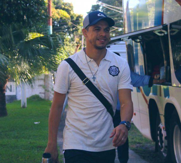 El cuadro bicampeón del fútbol paraguayo parte al Este