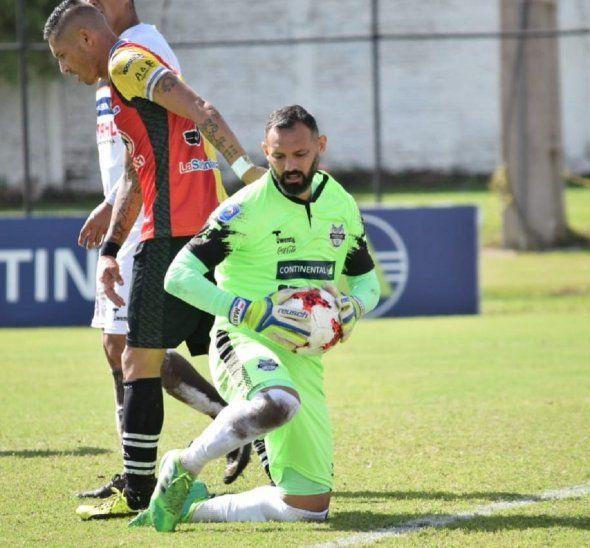 Diego Barreto refuerza el Sportivo Luqueño.