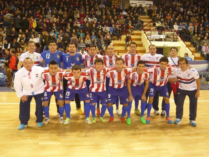 Paraguay buscará su cuarto título Mundial.