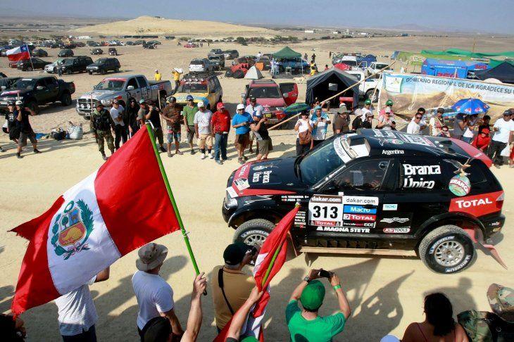El Dakar, una rueda millonaria con más de 50 millones de impacto en Perú