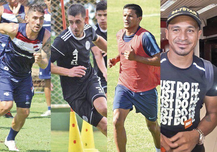 Los equipos paraguayos apuntan a un mismo objetivo.