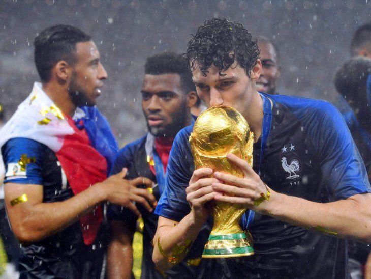 El Bayern ficha a un campeón del mundo.