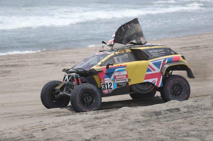 El Dakar tendrá este jueves su primera etapa maratón.