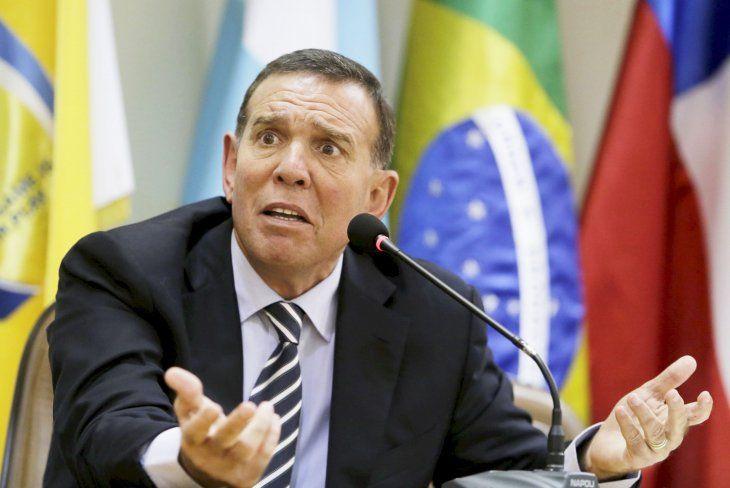 Juan Ángel Napout solicitó la devolución de parte de su fianza