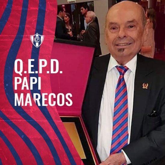 Clodomiro Marecos.