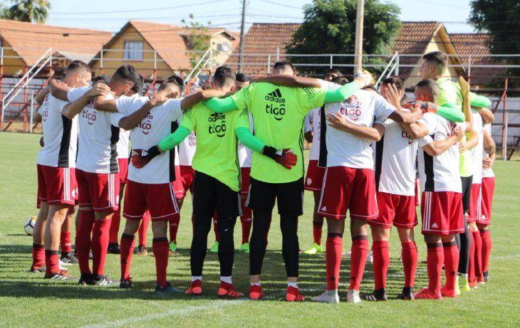 Mucha esperanza. La Selección Paraguaya Sub 20 se presenta esta tarde en el Sudamericano de Chile frente a Ecuador.