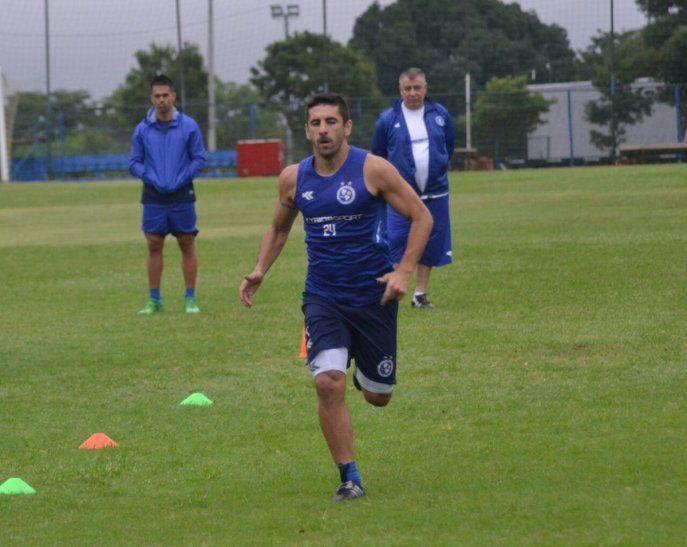 Mingo Salcedo buscará encontrar regularidad en el equipo Danzarín.