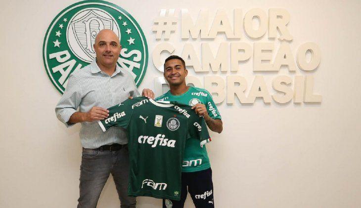 Palmeiras renueva con su máxima estrella.
