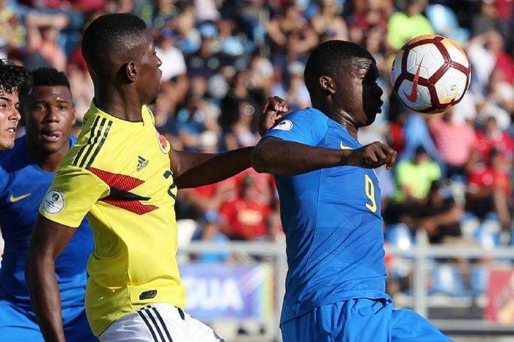 Brasil y Rodrygo debutan con empate y Colombia no logra levantar vuelo.