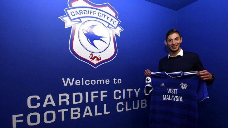 El argentino Emiliano Sala se había convertido en refuerzo del Cardiff de Inglaterra proveniente del Nantes de Francia.