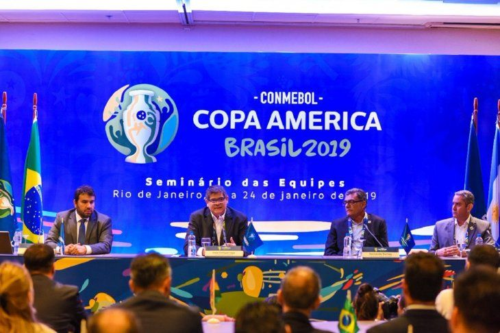 Un nuevo lote de entradas para la Copa América será ofrecido tras el sorteo