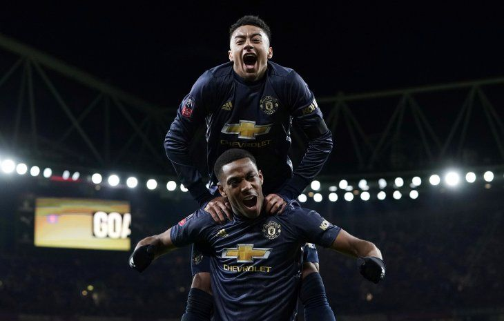 El Manchester United no para de ganar.