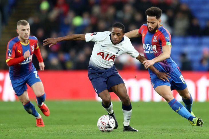 El Crystal Palace elimina al Tottenham de la Copa.