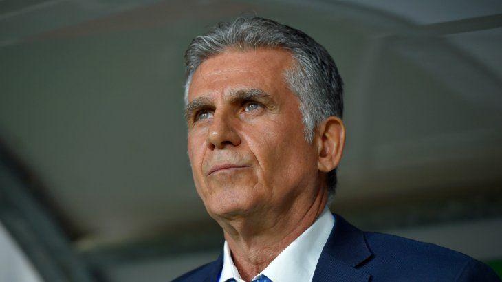 Carlos Queiroz sería el nuevo técnico de Colombia.