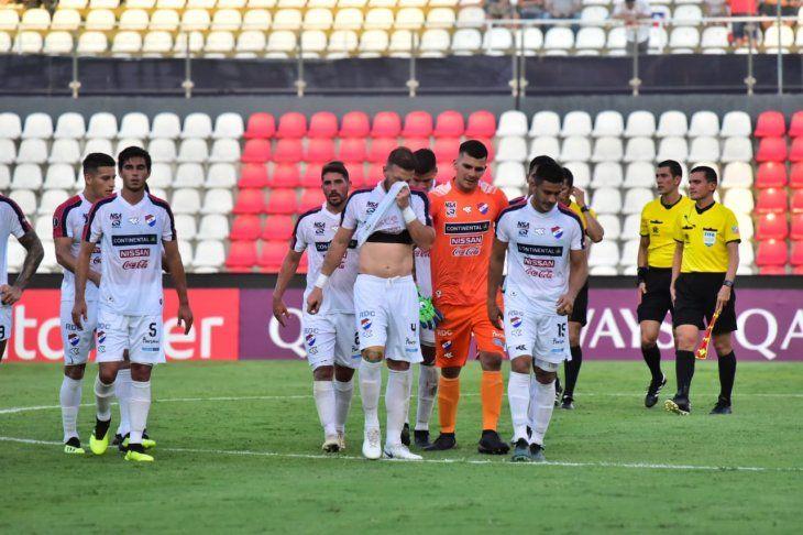Nacional quedó eliminado de la Copa Libertadores de América 2019.