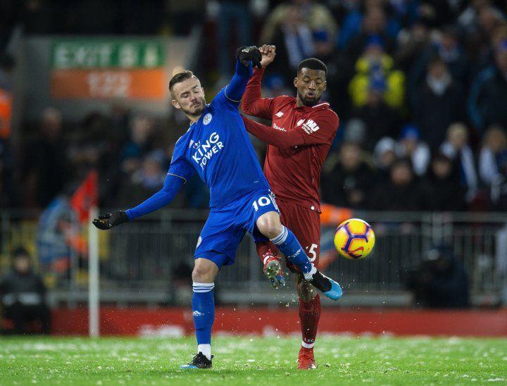 Liverpool no pudo y empató este miércoles.