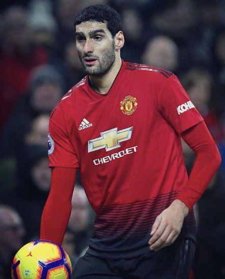 Fellaini deja el Manchester United.