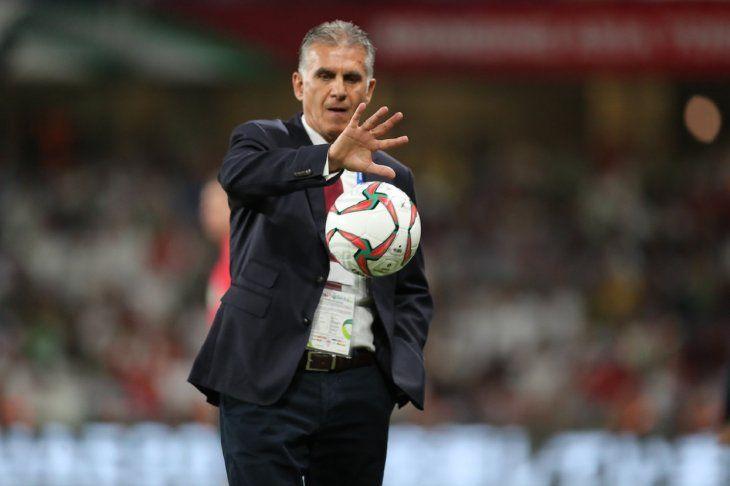 Carlos Queiroz es virtual técnico de Colombia.